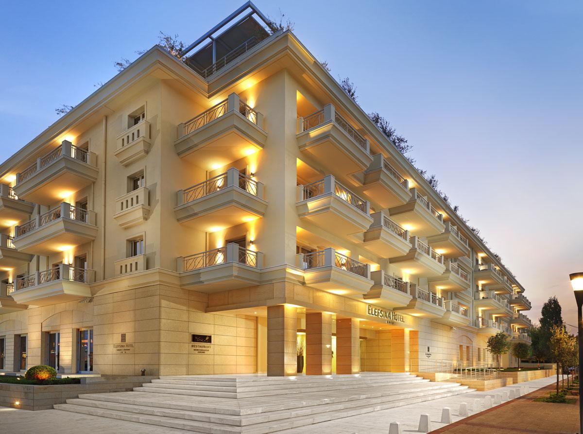 Elefsina Hotel   Στάχυ Catering Services