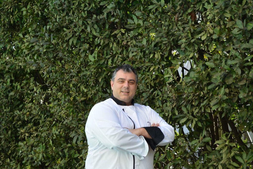Ο Chef Χρήστος Χρυσικόπουλος