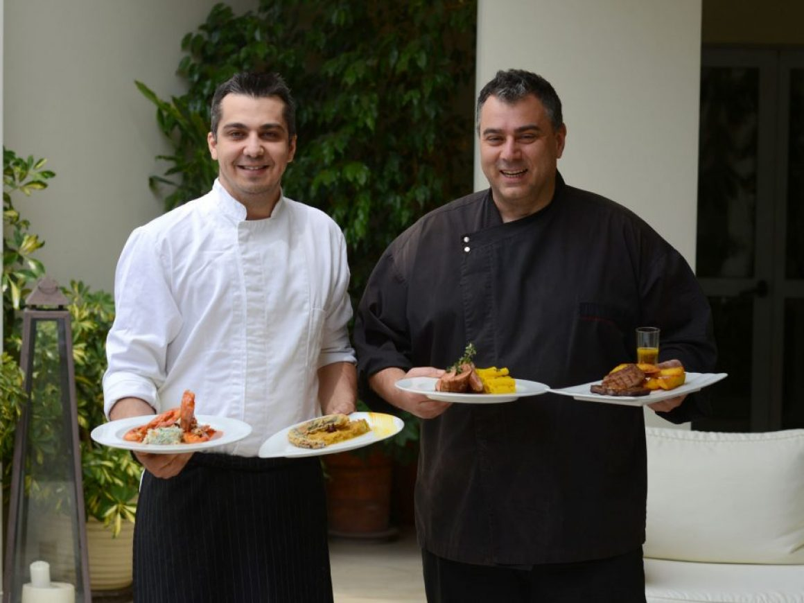 Catering-Chef