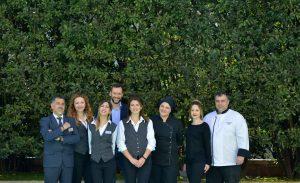 Η Ομάδα του Στάχυ Catering Services